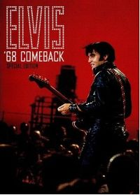 Cover Elvis Presley - Elvis: '68 Comeback Special [DVD]